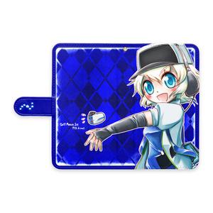 285系擬人化Androidカバー(青)
