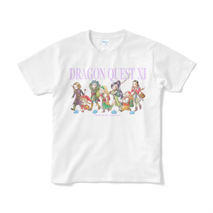DQXIシャツ2019白