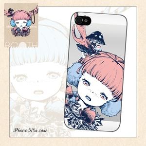iPhoneケース「ツノ」(5/5s)