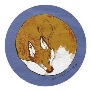 星とアンモナイト狐