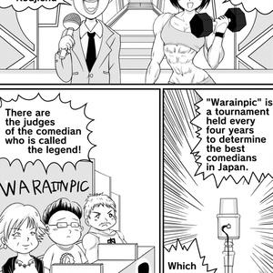 comic comedy festival 「warainpic 2020」