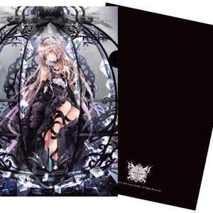 【籠と宝石】IAクリアファイル (単品)