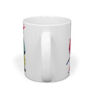 四葉の戦姫クローバーローゼ マグカップ