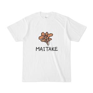 きのこダサTシャツ(まいたけ)