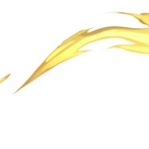 CLIPSTUDIO用 ソシャゲっぽい不透明な炎ブラシ 2種