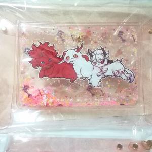 大江山猫 クラッチバッグ