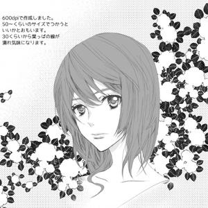 ふわ花ブラシ(おまけ付き)(CLIP STUDIO PAINT用)