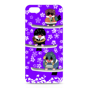 刀剣文鳥(紫)