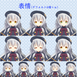 【オリジナル3Dモデル】アインちゃん