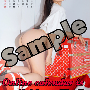 《.jpg》電子日曆 online calendar Shibuya Yuri 涉谷由里 渋谷ゆり デジタルカレンダー