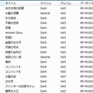 ☆80%割引セール☆ フリー素材音楽 Vol.1・2・3バンドル (MP3で289曲収録 - Vol.2/3無限ループ再生/RPGツクールにも対応)