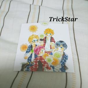 ポストカード「TrickStar」