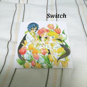 ポストカード「Switch」