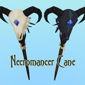 【アイテム】ネクロマンサーの杖