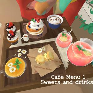 cafe manu 1 個別販売あり