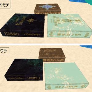 【アイテム】古びた魔法書  Ver.2