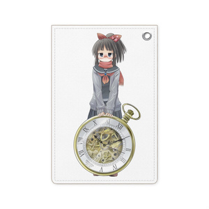 暇劇、柊りん(冬制服:パスケース)