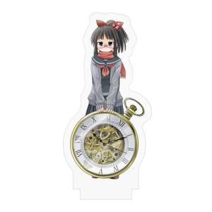 暇劇、柊りん(冬制服:アクリルフィギュア)