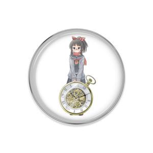 暇劇、柊りん(冬制服:ピンバッジ)