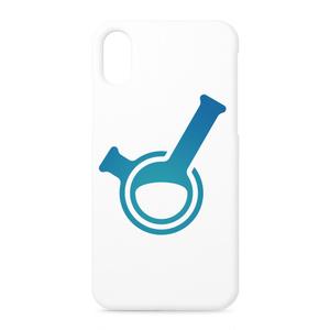 暇劇、ロゴ(iPhoneケース)