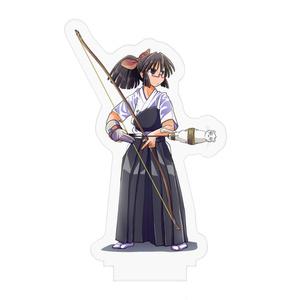 暇劇、柊りん(弓道着A:アクリルフィギュア)