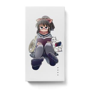 暇劇、柊りん(冬制服A:モバイルバッテリー)