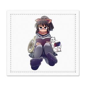 暇劇、柊りん(冬制服A:捺印マット)