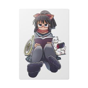 暇劇、柊りん(冬制服A:下敷き)