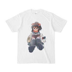 暇劇、柊りん(冬制服A:Tシャツ)