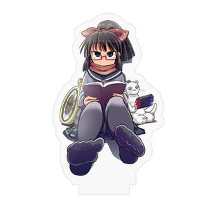 暇劇、柊りん(冬制服A:アクリルフィギュア)