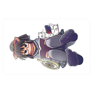 暇劇、柊りん(冬制服A:ICカードステッカー)