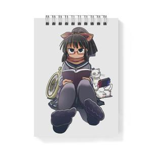 暇劇、柊りん(冬制服A:メモ帳)