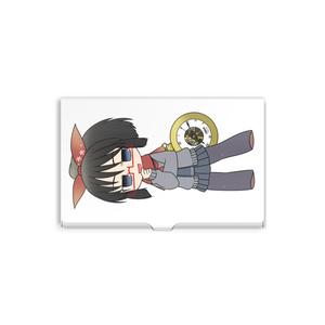 暇劇、柊りん(デフォルメ四種:名刺入れ)
