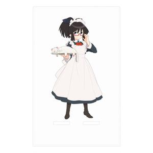 暇劇、柊りん(メイド服:アクリルスマホスタンド)
