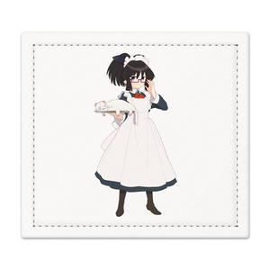 暇劇、柊りん(メイド服:捺印マット)