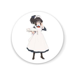 暇劇、柊りん(メイド服:缶ミラー)