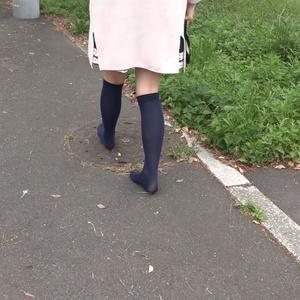 靴下フェチ動画488