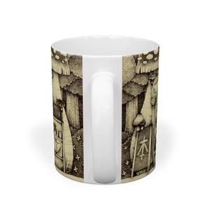 森の本屋さん/マグカップ