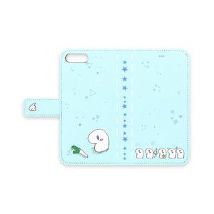 ぽっぽる君iPhoneカバー(8 plus/7 plus)