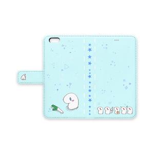 ぽっぽる君iPhoneカバー(6 plus/6s plus)