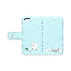 ぽっぽる君iPhoneカバー(5/5s/SE)