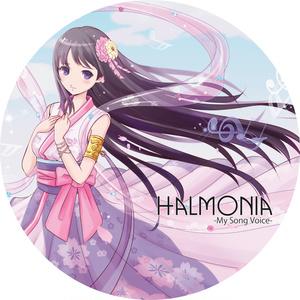 たかP feat. UTAU 雛乃木まや「Halmonia」(ダウンロード版)