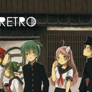 【イラスト集】RETRO【DL版】