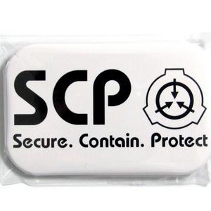 SCP財団 識別章 Type-C
