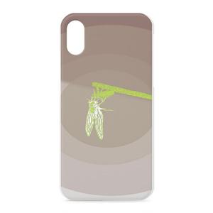羽化する蝉☆iPhoneケース各種