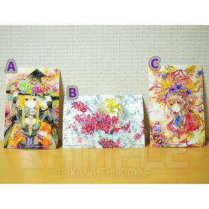 秋のポストカード3種