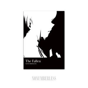 A5サイズコミックブック・グラフィックノベル The Fallen