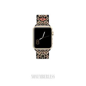 Apple Watch レザーバンド HARMONY & DISCORD - 受注生産