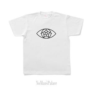5.6oz 半袖Tシャツ EVIL ROSE ホワイト - pixivFACTORY