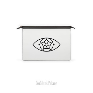 MacBookレザースリーブ EVIL ROSE - 受注生産